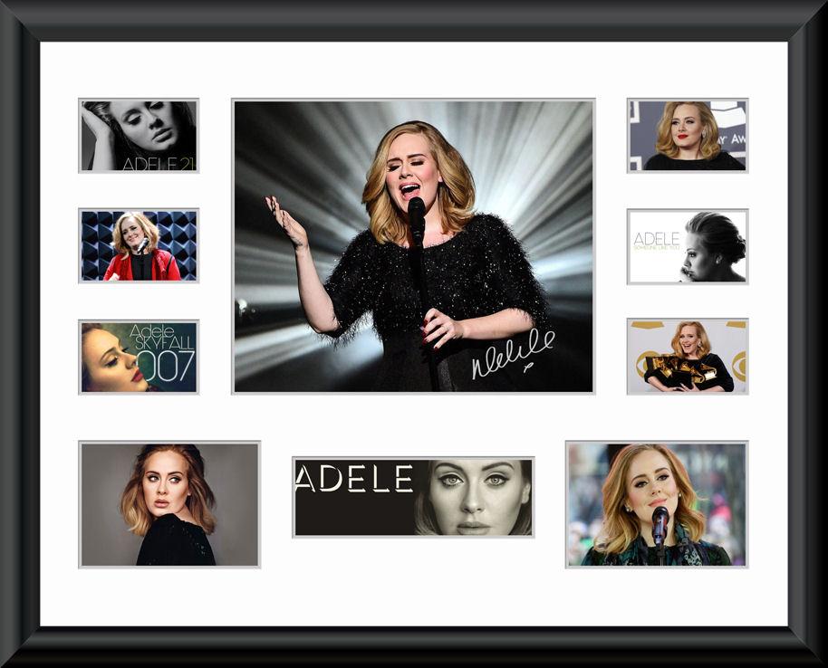 Adele Framed Montage