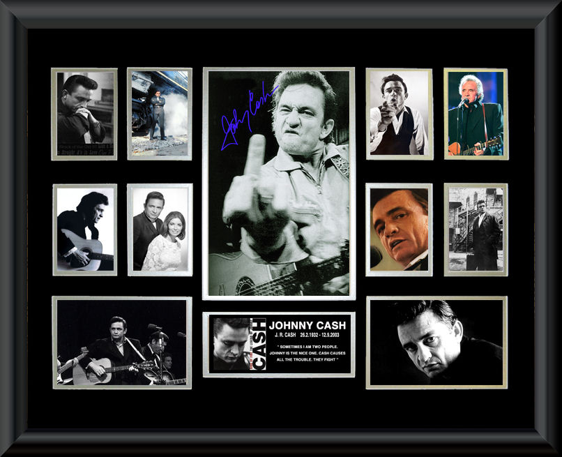 Johnny Cash Montage :: F - K | Music :: Music Memorabilia ...