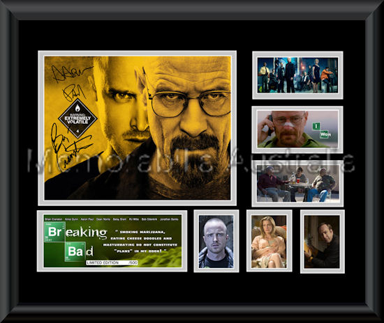 Breaking Bad Montage :: A - E | Movies :: Movie Memorabilia ...