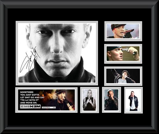 Eminem Montage A E Music Music Memorabilia
