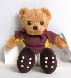 Brisbane Broncos Beanie Bear