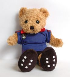 Newcastle Knights Beanie Bear