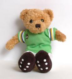 Canberra Raider Beanie Bear