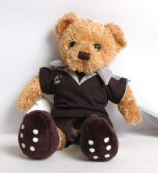 New Zealand Warriors Beanie Bear