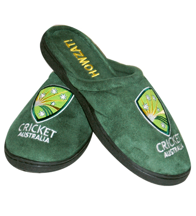 Cricket Adult Slippers - Medium (9-10)