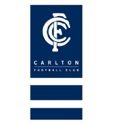 Carlton Blues Hand Towel