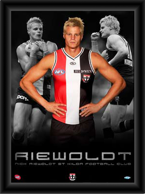 Nick Reiwoldt Player Poster 2009