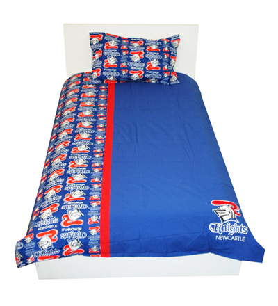 Newcastle Knights Doona Cover