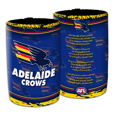 Adelaide Crows Stubby Cooler