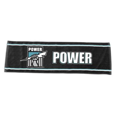 Port Adelaide Power Bar Towel