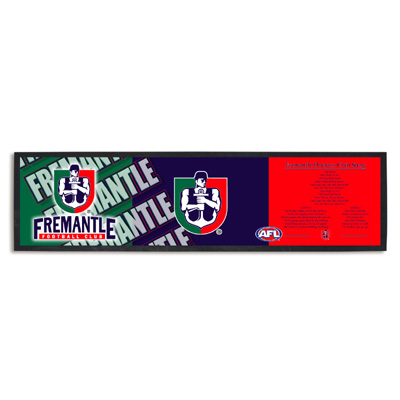 Fremantle Dockers Bar Runner