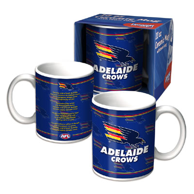 Adelaide Crows 10oz Mug