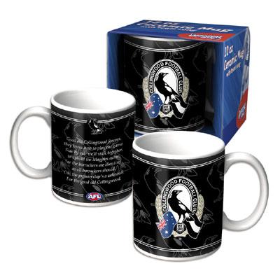 Collingwood Magpies 10oz Mug
