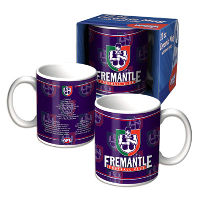Fremantle Dockers 10oz Mug