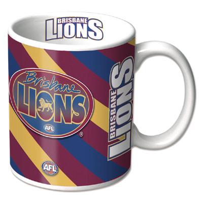 Brisbane Lions 20oz Mug