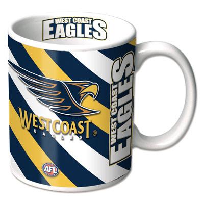 West Coast Eagles 20oz Mug
