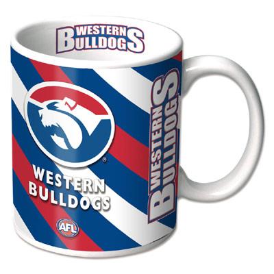 Western Bulldogs 20oz Mug