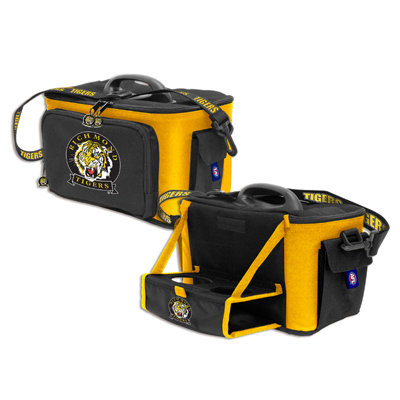 Richmond Tigers Cooler Bag with Drink Tray