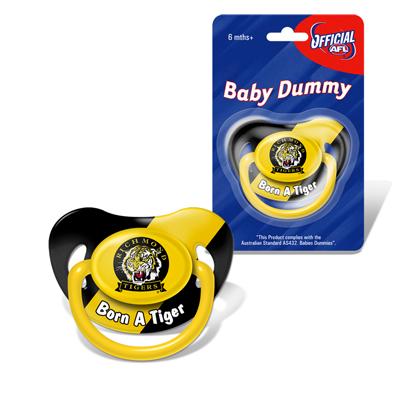 Richmond Tigers Baby Dummy