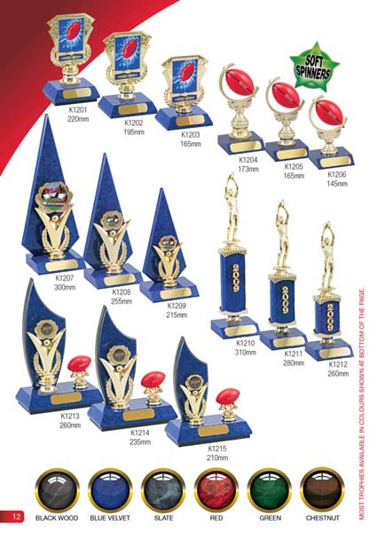 AFL Trophies 3
