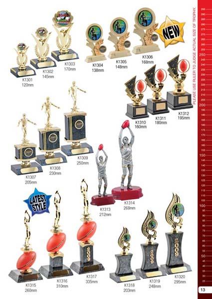 AFL Trophies 4