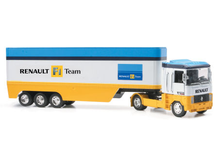 1:32 2007 Renault Magnum AE 500 F1 Truck