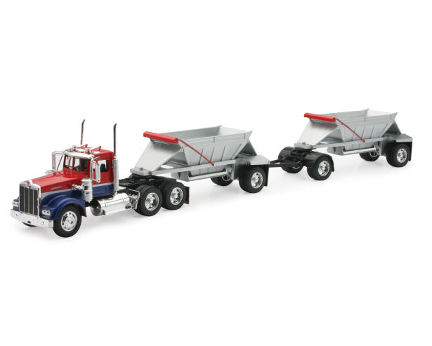 1:32   1979 Kenworth Twin Dump Truck