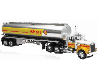1:32   Kenworth Oil Tanker Shell Truck