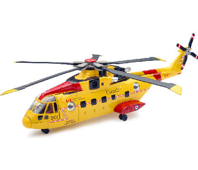 1:72  Helicopter Agusta EH 101 Canadian Search & Rescue