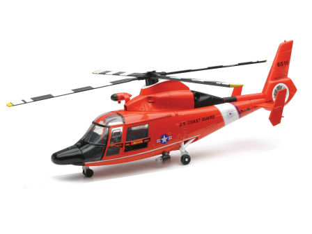 1:43  Eurocopter Dauphin  HH-65C