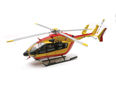 1:43  Eurocopter EC 145 Securite Civile