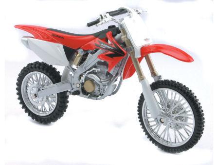 1:12  2006 Honda CRF 450R Dirt Bike