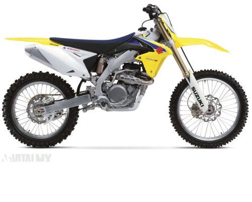 1:12  2009 Suzuki RM-Z450 Dirt Bike