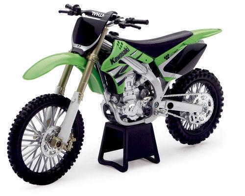 1:12  2008 Kawasaki KX 250F  Dirt Bike