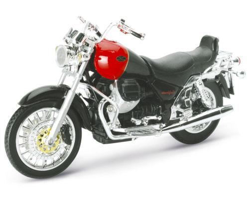 1:12 2001 Moto Guzzi California (Red)  Road Bike