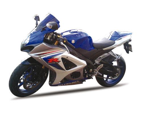1:12 2008 Suzuki GSX-R1000 Road Bike