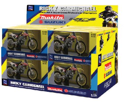 1:18  Makita Carmichael Bike  2006