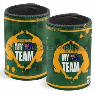 Australia My Team World Cup Can Cooler