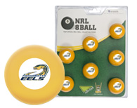 Parramatta Eels Pool Ball Set