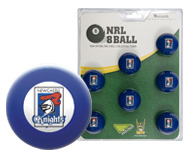 Newcastle Knights Pool Ball Set