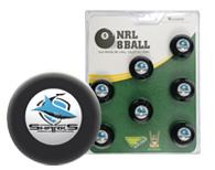 Cronulla Sharks Pool Ball Set