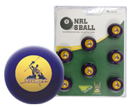 Melbourne Storm Pool Ball Set