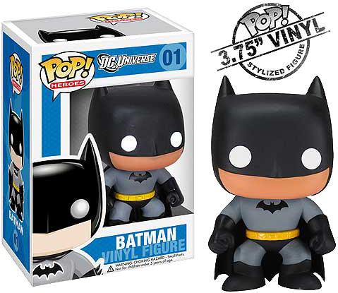Batman - Pop! Heroes Vinyl Figure