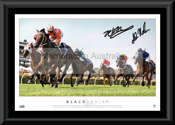 Black Caviar Isoprint