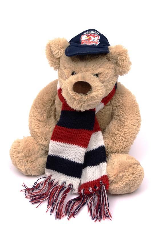 Sydney Roosters Barney Bear