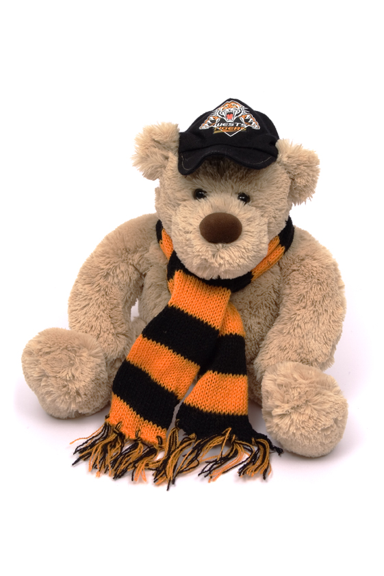 West Tigers Barney Bear