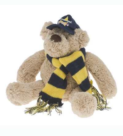 North Queensland Cowboys Barney Bear