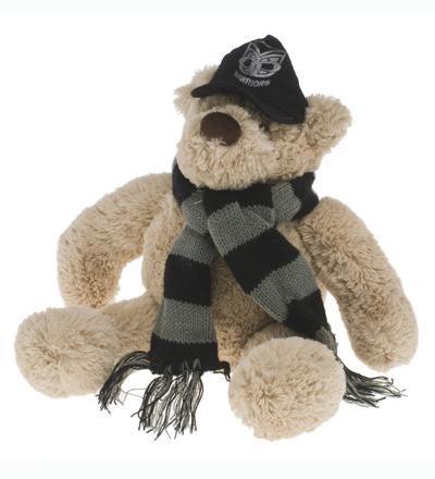 New Zealand Warriors Barney Bear