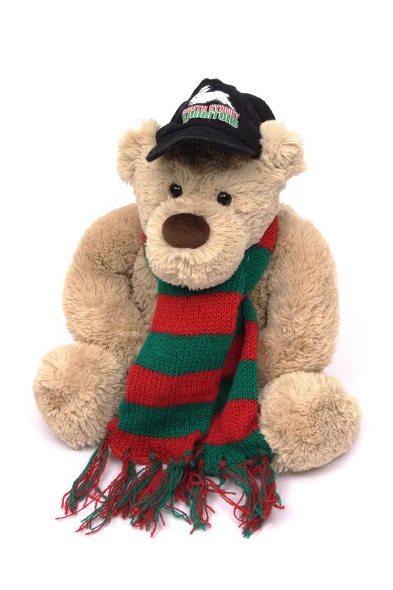 South Sydney Rabbithohs Barney Bear