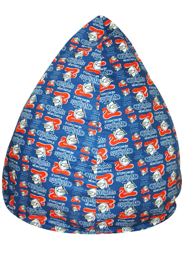 Newcastle Knights Bean Bag Cover